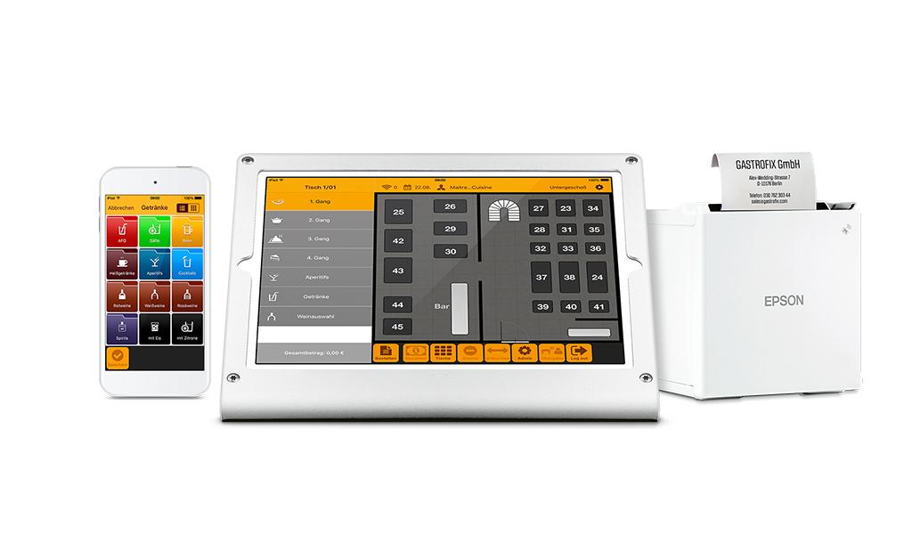 Gastrofix und ROKA digitalisierten Abläufe in Foodtrucks
