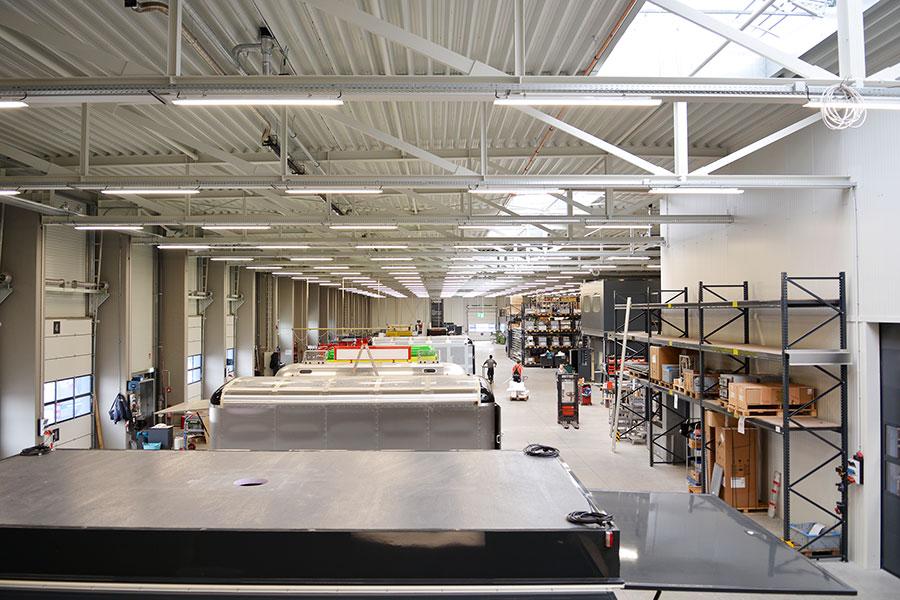 Roka Werk GmbH - Produktion